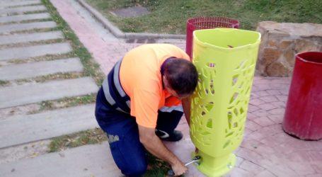 Alfafar lleva a cabo varias mejoras en las vías y espacios públicos del municipio