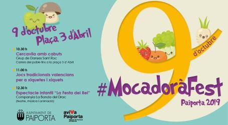 Naix el #MocadoràFest, el nou festival per a celebrar el 9 d'Octubre a Paiporta