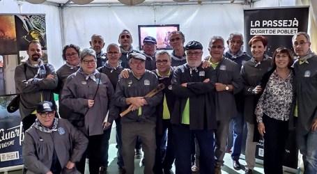Quart de Poblet continúa exportando la Passejà y su patrimonio cultural