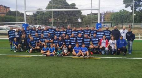 Paterna inaugura su nuevo campo profesional de Rugby con la victoria del equipo local