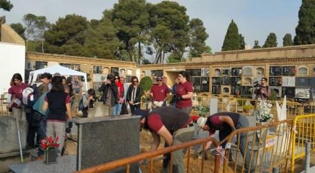 Paterna autoriza la exhumación e identificación de los restos de una nueva fosa de su cementerio, la número 100