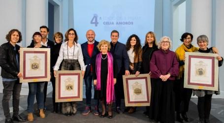 La IV edición de los premios de la Diputación contra la violencia machista premian a asociaciones y personalidades