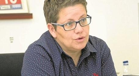 Isabel García: «La ultraderecha avanza a una velocidad escandalosa de la mano de mensajes que atentan contra la integridad de las mujeres»