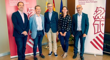 La Generalitat estudiará soluciones que mejoren la movilidad del corredor Alaquàs-Aldaia-Xirivella