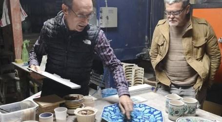 Manises programa una xarrada-taller sobre ceràmica i artesania a càrrec de Vicente Gimeno Peris