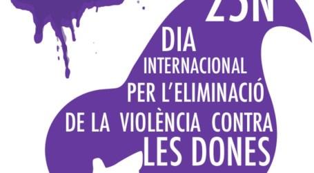 Foios prepara una semana por el día internacional por la eliminación de la violencia contra las mujeres