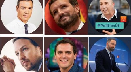 Las principales cifras de las elecciones generales en la Comunitat Valenciana