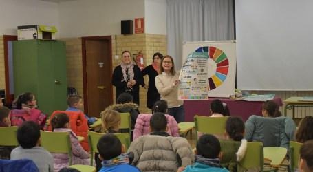 Alfafar pone en marcha una campaña de promoción de los Derechos de la Infancia y los ODS en colegios