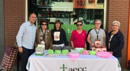 Massamagrell recauda 1.800 euros para la lucha contra el cáncer de mama