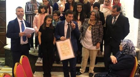 El Alcalde de Burjassot es reconocido en Tetuán como Promotor del Buen Trato a la Infancia