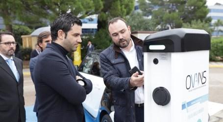 Paterna refuerza su apuesta por la sostenibilidad con la adquisición de vehículos eléctricos y con la creación de tres puntos de carga