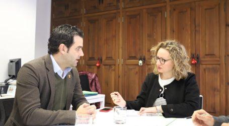 La Diputación y Paterna dan un paso más para finalizar el expediente del centro de día que cofinancian ambas instituciones