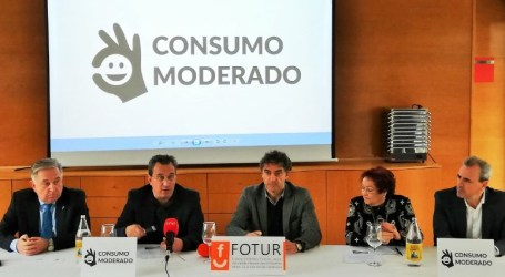 'Consumo moderado', la nueva campaña de Fotur que cuenta con el apoyo de la Conselleria de Turismo