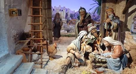 La família Civera-Novella de Meliana transforma el betlem monumental en un gran diorama