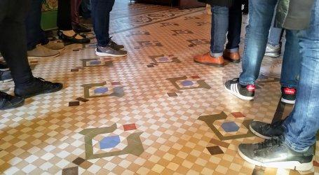Una ruta de cerámica Nolla recorrerá Ayuntamiento de València, Correos y Mercado Central