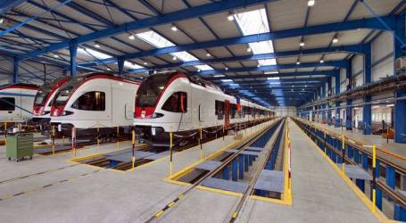 Stadler vende a Bernmobil 27 tranvías para Berna por 125 millones de francos