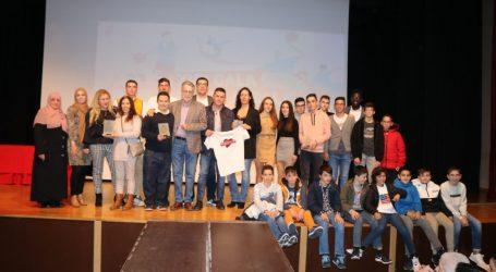 Carrusel de emociones y premios en la XVII Gala de l'Esport d'Albal