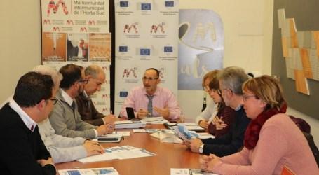 La Mancomunitat de l'Horta Sud crea una comisión para ayudar a los municipios en sus relaciones con Europa