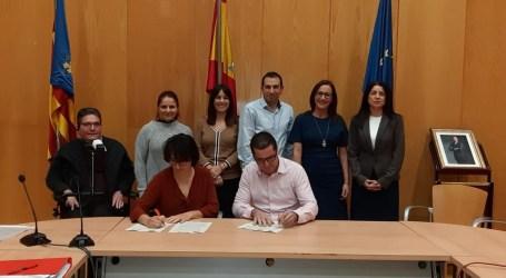 Pacte de governabilitat entre Compromís i el PSOE a Bonrepòs i Mirambell