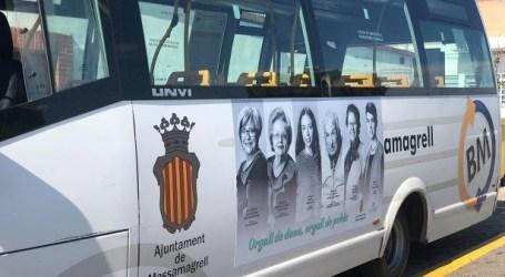 Massamagrell recibirá una subvención de la Autoridad de Transporte Metropolitano de València para seguir presentado este servicio
