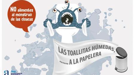Paterna repartirá papeleras en los centros escolares de infantil para luchar contra «El monstruo de las cloacas»