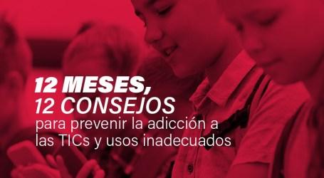 Paterna lanza una campaña para prevenir la adicción a las nuevas tecnologías