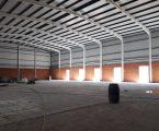 Las obras del centro de rendimiento deportivo en el Toll i l'Alberca de Torrent encaran su recta final