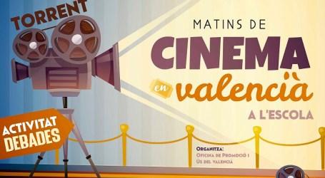 """Nova edició a Torrent de la campanya """"Cinema en valencià a l'escola"""""""