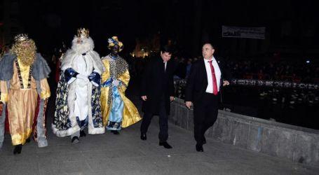 Los Reyes Magos visitan Burjassot el día 5