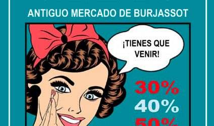 Burjassot celebra la II Feria del Outlet orientada a San Valentín