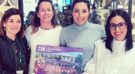 Paterna reparte en los centros escolares participantes en la campaña del 25N carteles conmemorativos con imágenes de las actividades realizadas
