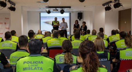 Mislata aumenta más de un 30% de los agentes de la Policía Local