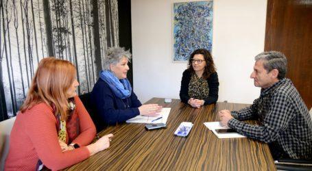 La directora general de Serveis Socials i Persones en Situació de Dependència visita Paiporta