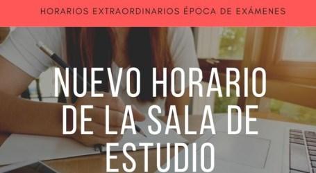 Massamagrell habilita una sala de estudios abierta 24 horas