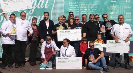 Gran èxit del II Concurs de Paella amb Fetge de Bou de Meliana