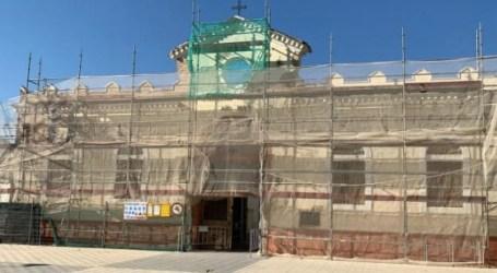 El Cementeri de Catarroja rep millores interiors mentre finalitza la rehabilitación de la seua façana