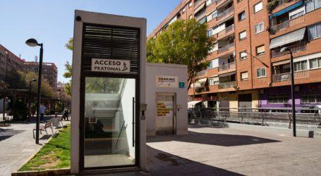 El parking público País Valencià de Mislata se sube al móvil