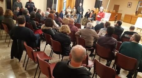 Albal presenta el proyecto de modernización de las calles Santa Anna-Sant Blai