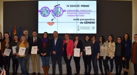 Conselleria premia a Benetússer como municipio más innovador en urbanismo y arquitectura con perspectiva de género