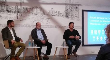 L'Horta Nord presenta a Fomento su alternativa al trazado del AVE Valencia-Castellón