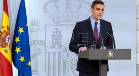 Hoy a las 15h comparecencia de Pedro Sánchez, síguelo en directo en El Meridiano