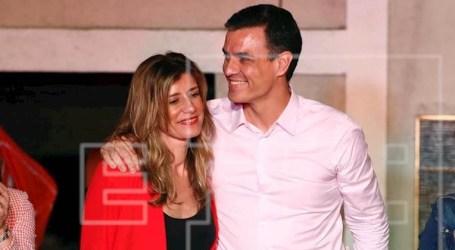 Pedro Sánchez en cuarentena tras dar su mujer positivo en coronavirus