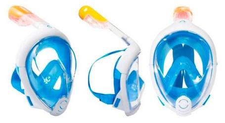 Paterna recoge máscaras de buceo para modificarlas para uso médico en pacientes con COVID-19