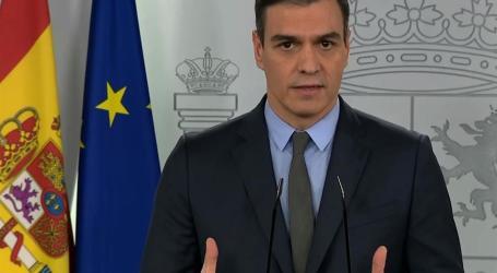 Nueva medida: Sánchez anuncia la paralización de actividades no esenciales desde el lunes