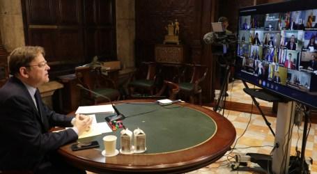 Ximo Puig afirma que Sanidad dará los datos de los contagiados por municipios