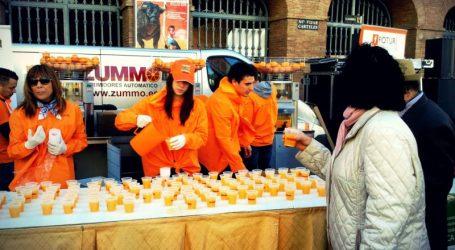 Fotur celebrará su «Horchatada y Naranjada fallera» los días 10 y 11 de marzo