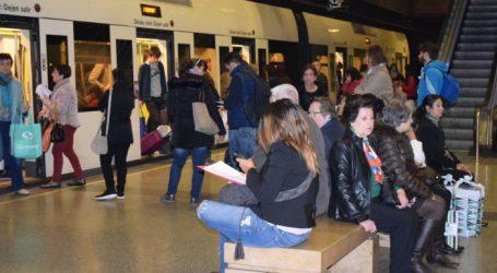 La Generalitat facilita la devolución del importe del Abono Fallas o el canje por otro título de transporte