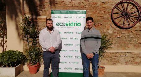 El Ayuntamiento de Almassera  y Ecovidrio fomentan el reciclado de envases de vidrio durante las Fallas 2020
