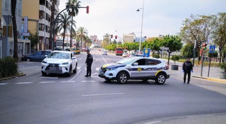 La Policía Local de Alboraya denuncia a casi cuarenta personas por saltarse el Estado de Alarma sin justificación