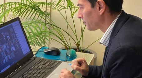 Burjassot celebra el pleno de marzo por videoconferencia